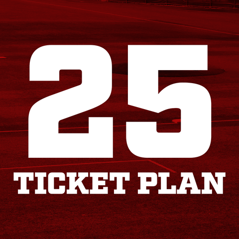 25 Ticket Plan