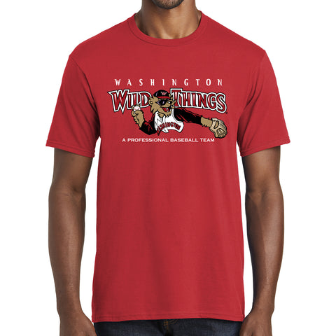 Traditional Wild Things Logo T-Shirt