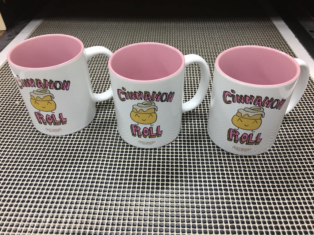 Mug Cinamon Roll Demasie
