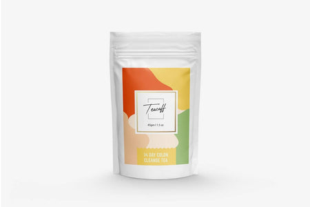 Teacaff 14 Day Detox Program