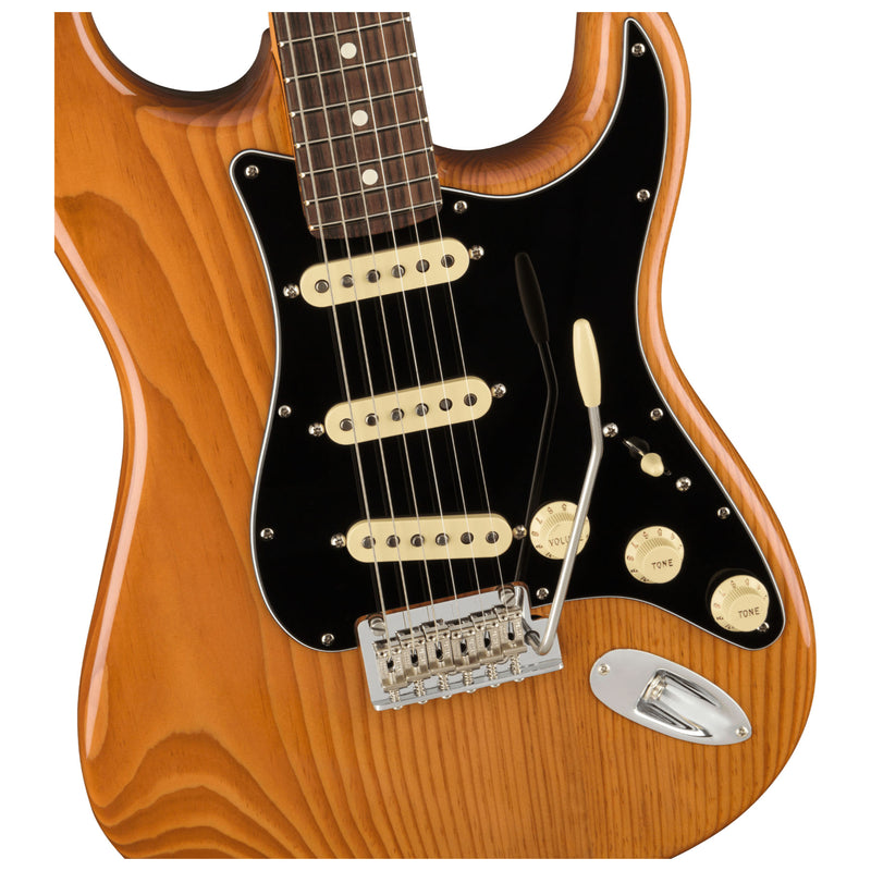 Fender American Professional II Stratocaster - Roasted Pine - Rosewood Fingerboard