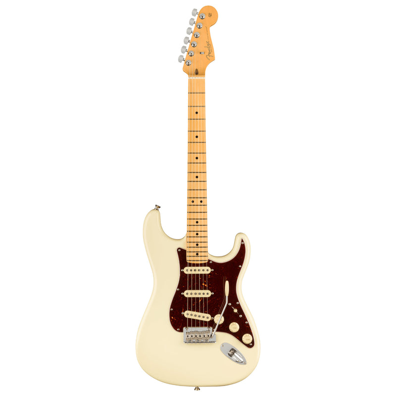 Fender American Professional II Stratocaster - Olympic White - Maple Fingerboard