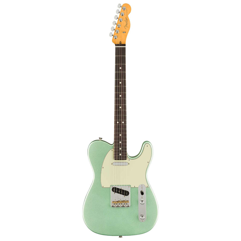 Fender American Professional II Telecaster - Mystic Surf Green - Rosewood Fingerboard