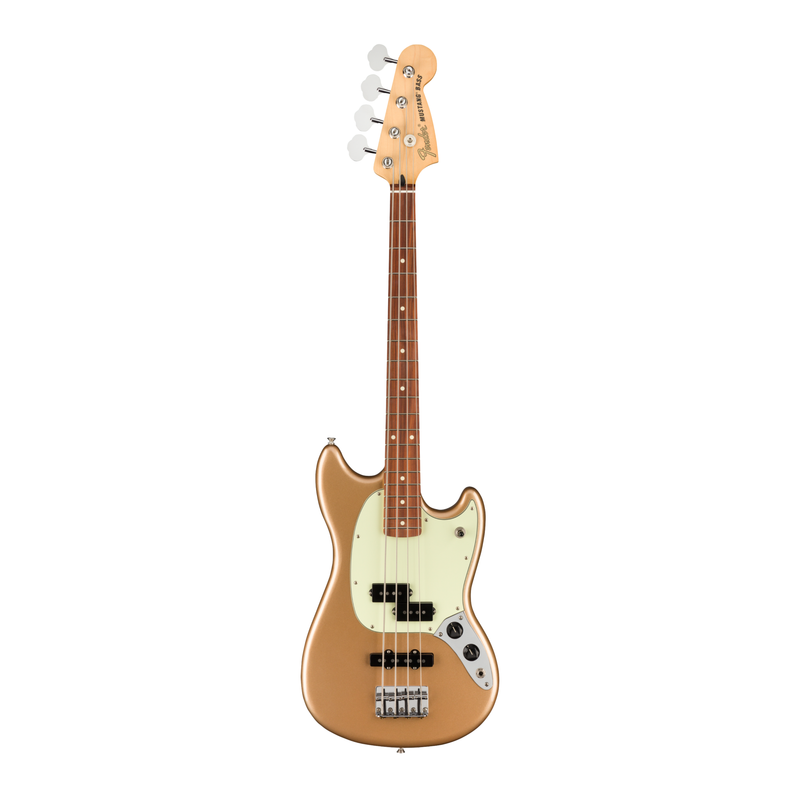 Fender Player Mustang® Bass PJ | Firemist Gold
