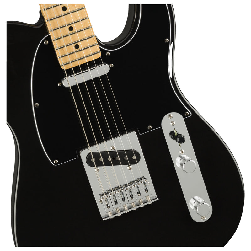 Fender Player Telecaster - Black - Maple Fingerboard