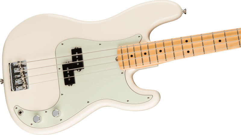 Fender American Professional Precision Bass Olympic White