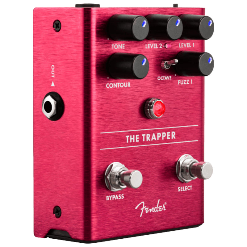 Fender The Trapper Dual Fuzz