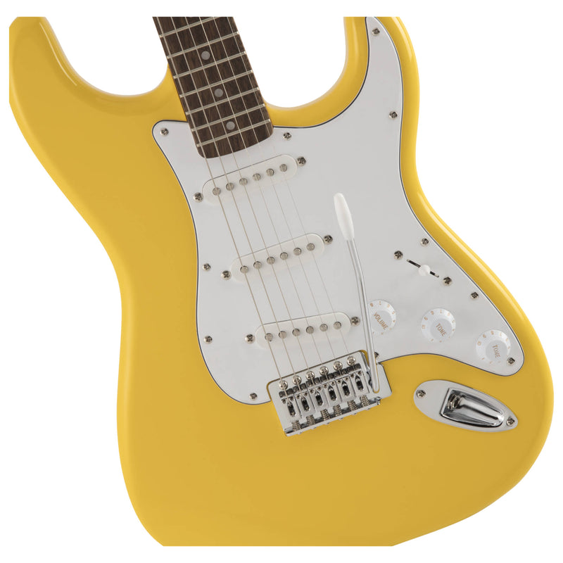 Squier FSR Affinity Stratocaster - Graffiti Yellow