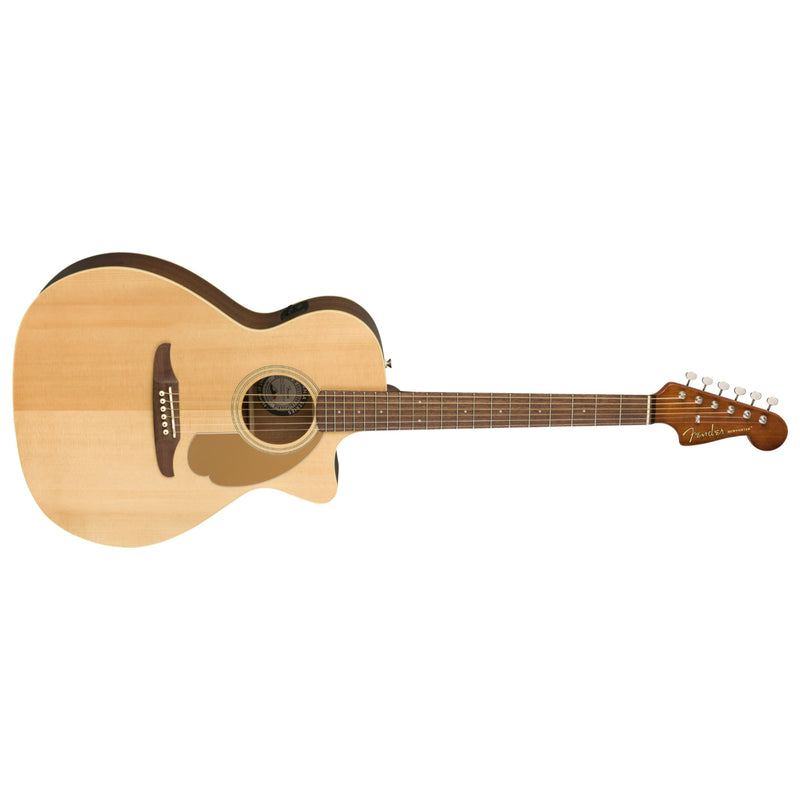 Fender Newporter Player Acoustic Guitar - Natural