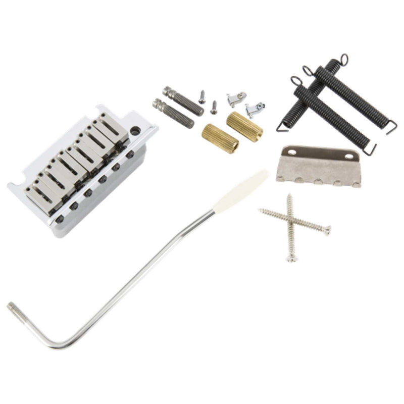 Fender American Series Stratocaster (86-07) Tremolo Bridge Assembly (Chrome)