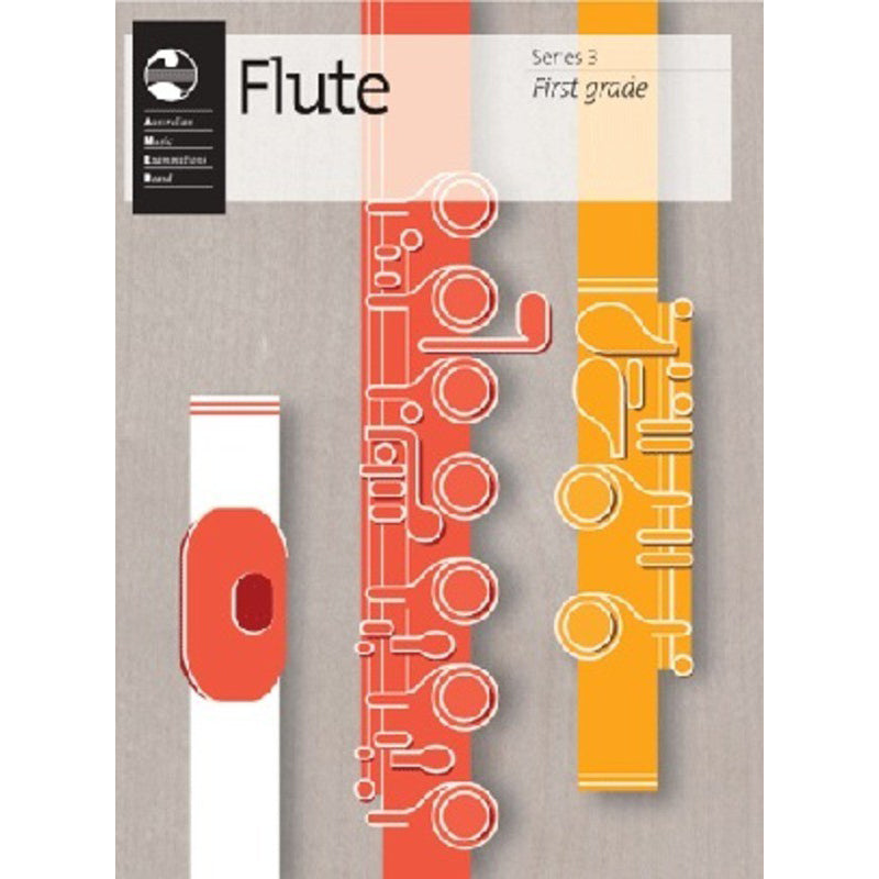 AMEB Flute Series 3 - First Grade