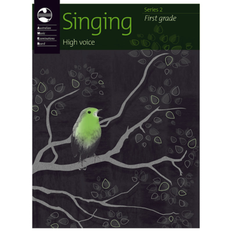 AMEB Singing Series 2 - First Grade High Voice