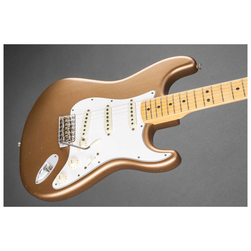Fender Custom Shop Greg Fessler Builder Select 1969 Stratocaster - Firemist Gold