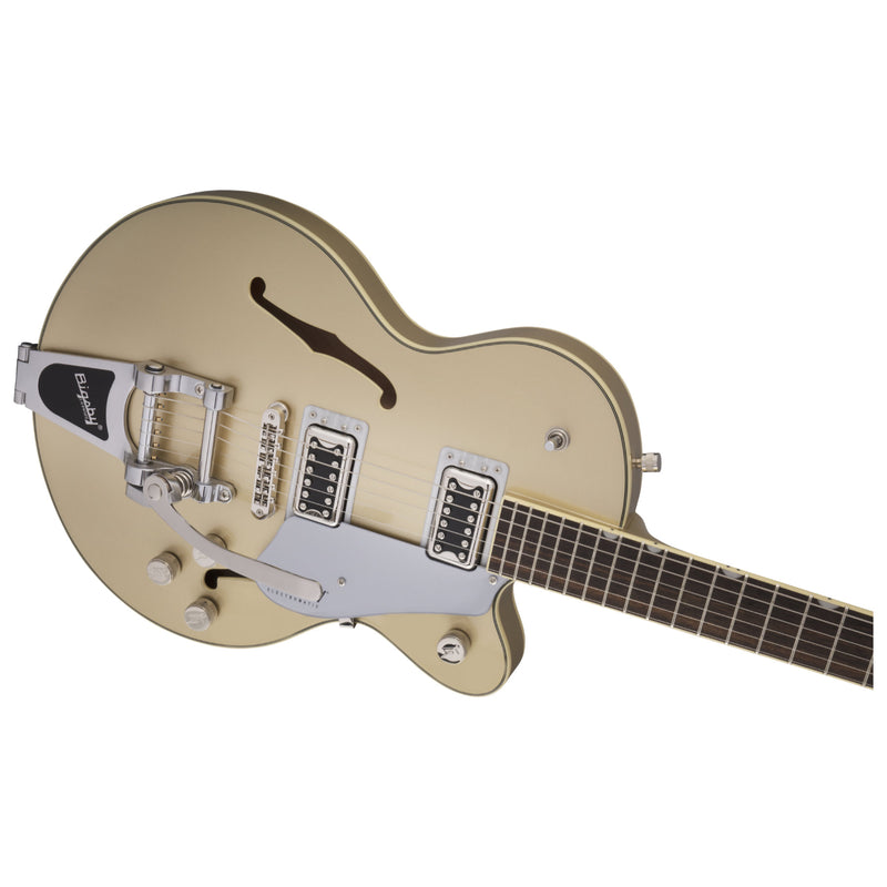 Gretsch G5655T Electromatic Centre Block Jr. with Bigsby - Casino Gold