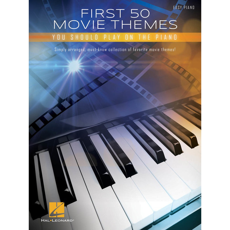 First 50 Movie Themes You Should Play on Piano EP