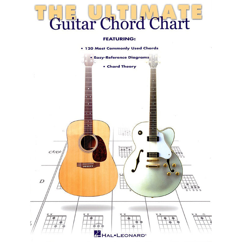 Ultimate Guitar Chord Chart