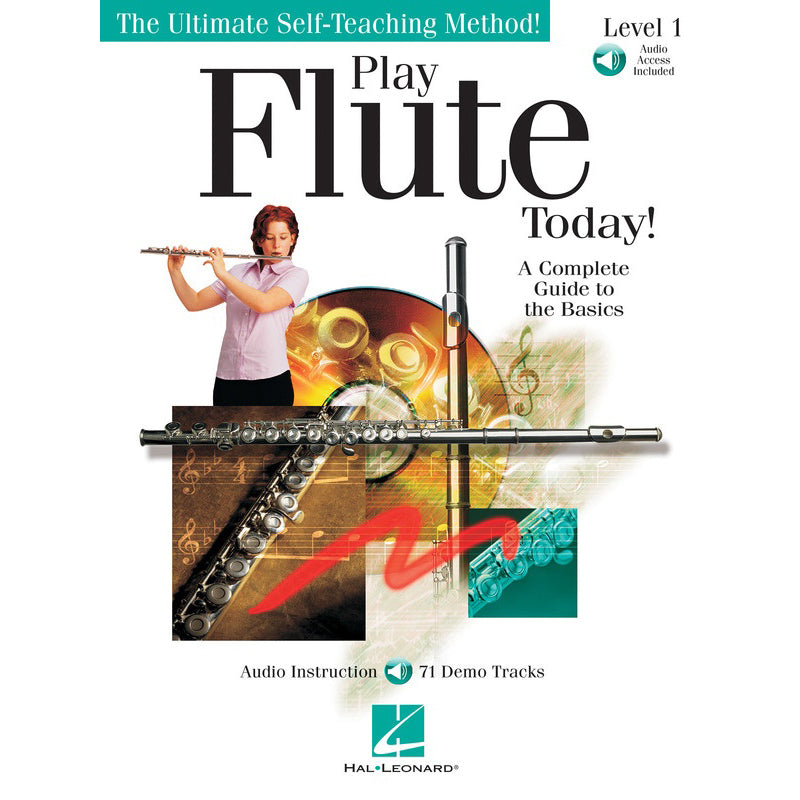 Play Flute Today! Level 1