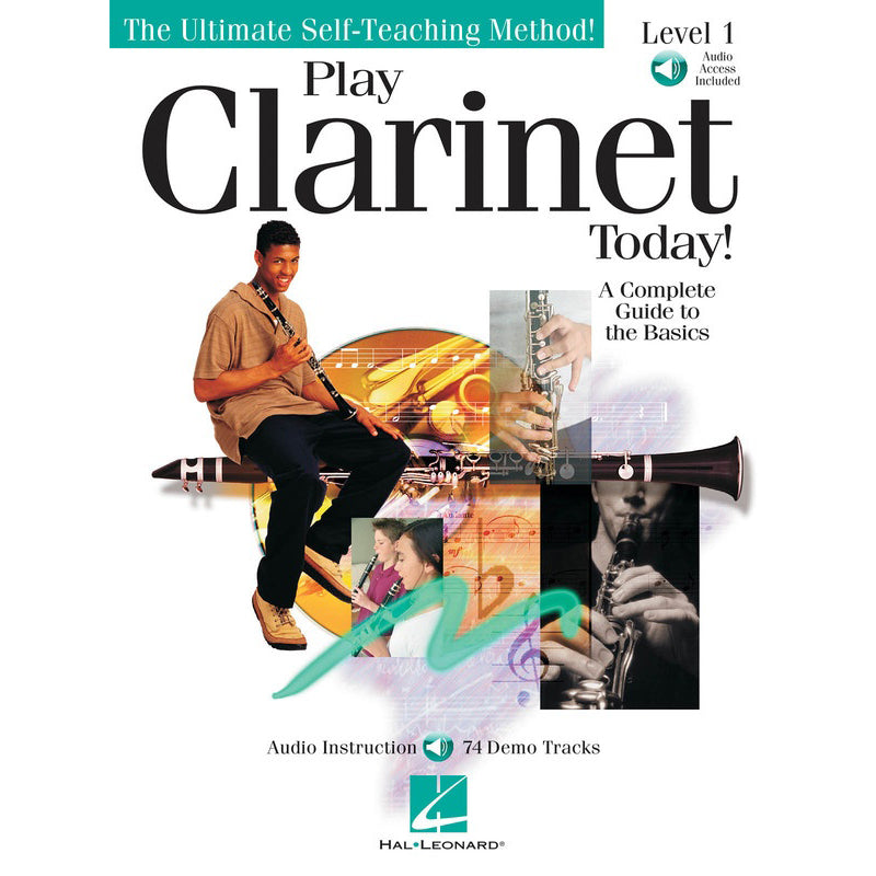Play Clarinet Today! Level 1