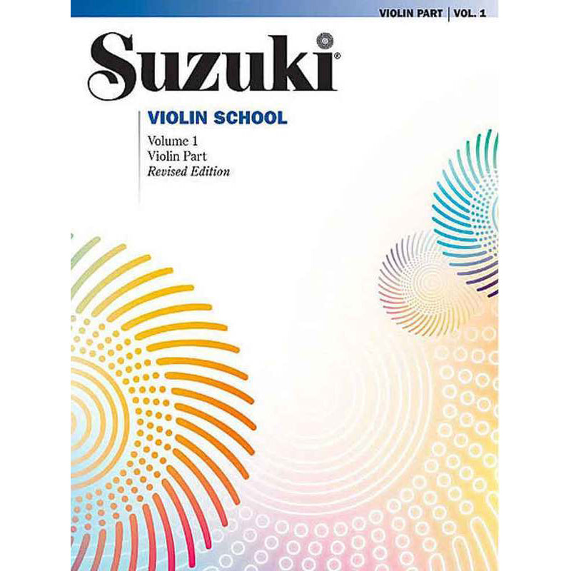 Suzuki Violin School Violin Part, Volume 1 (Revised)