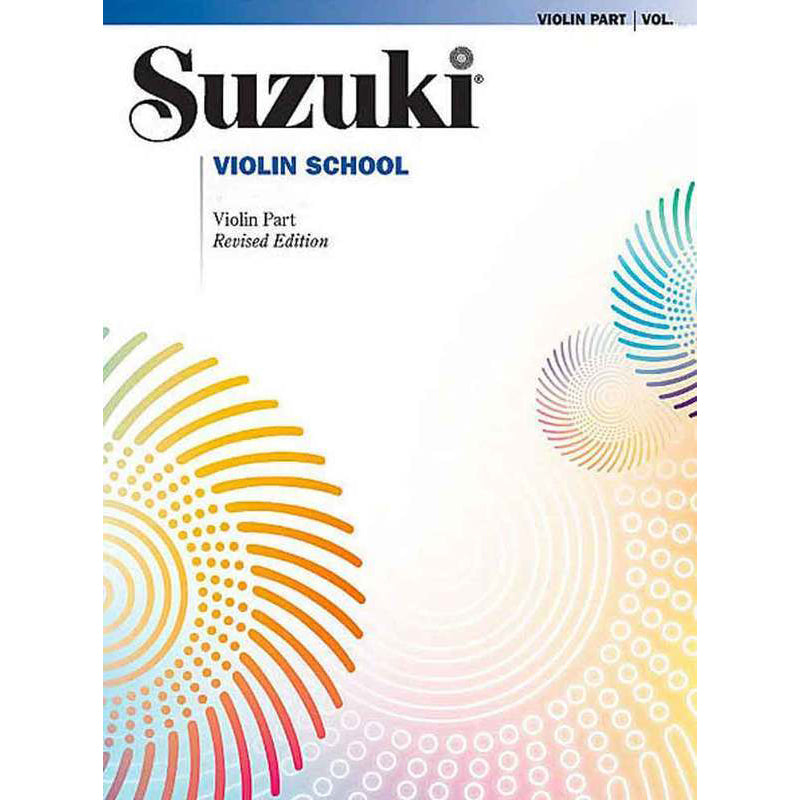 Suzuki Violin School Violin Part, Volume 3 (Revised)