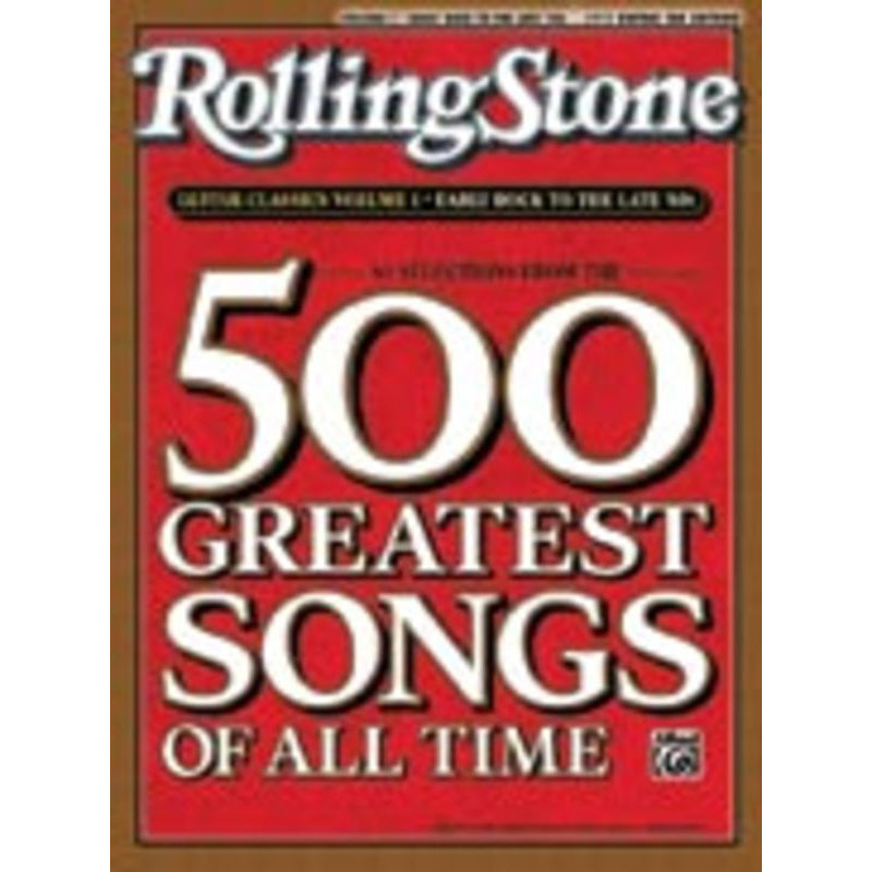 Rolling Stone Guitar Classics 1 Early Rock-late 60s