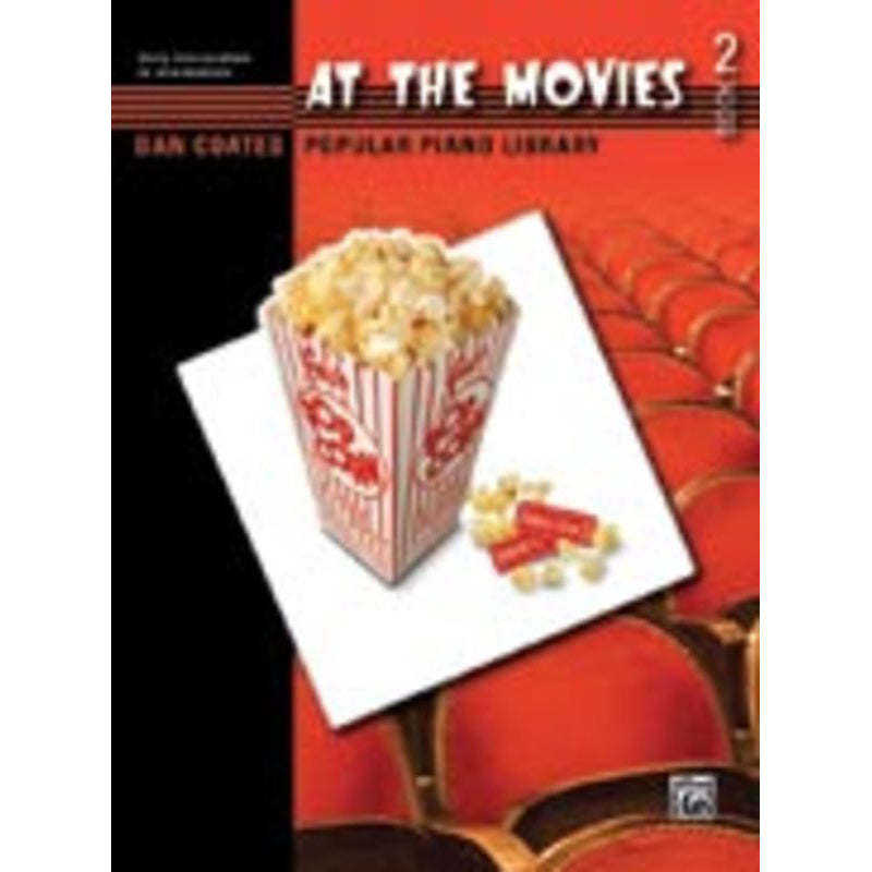 At The Movies Book 2 Easy Piano