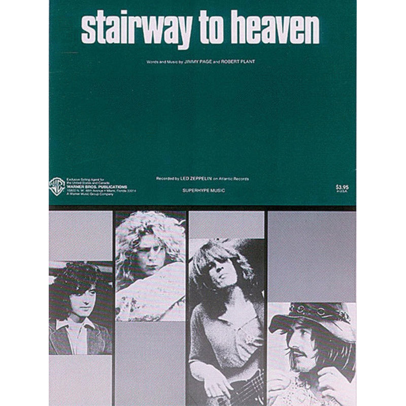 Stairway to Heaven - Led Zeppelin PVG
