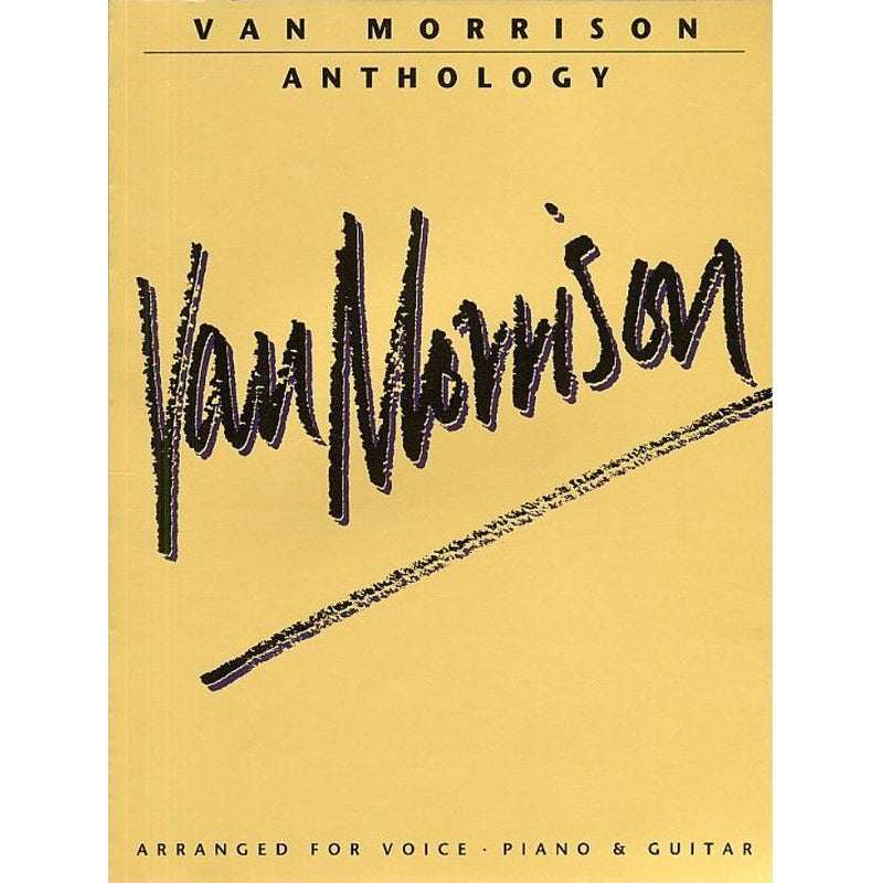 Van Morrison Anthology PVG