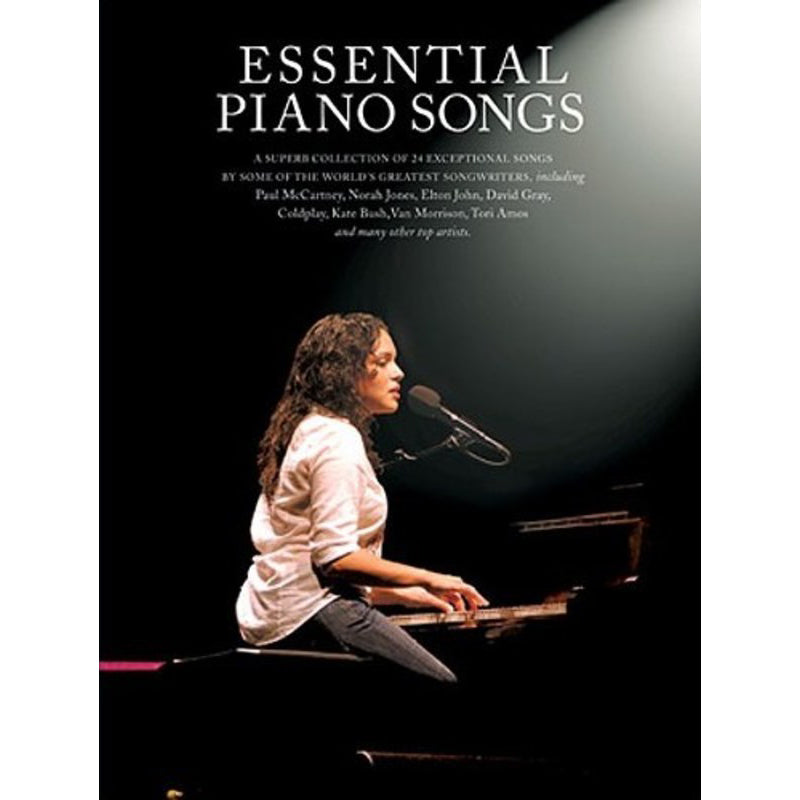 Essential Piano Songs PVG