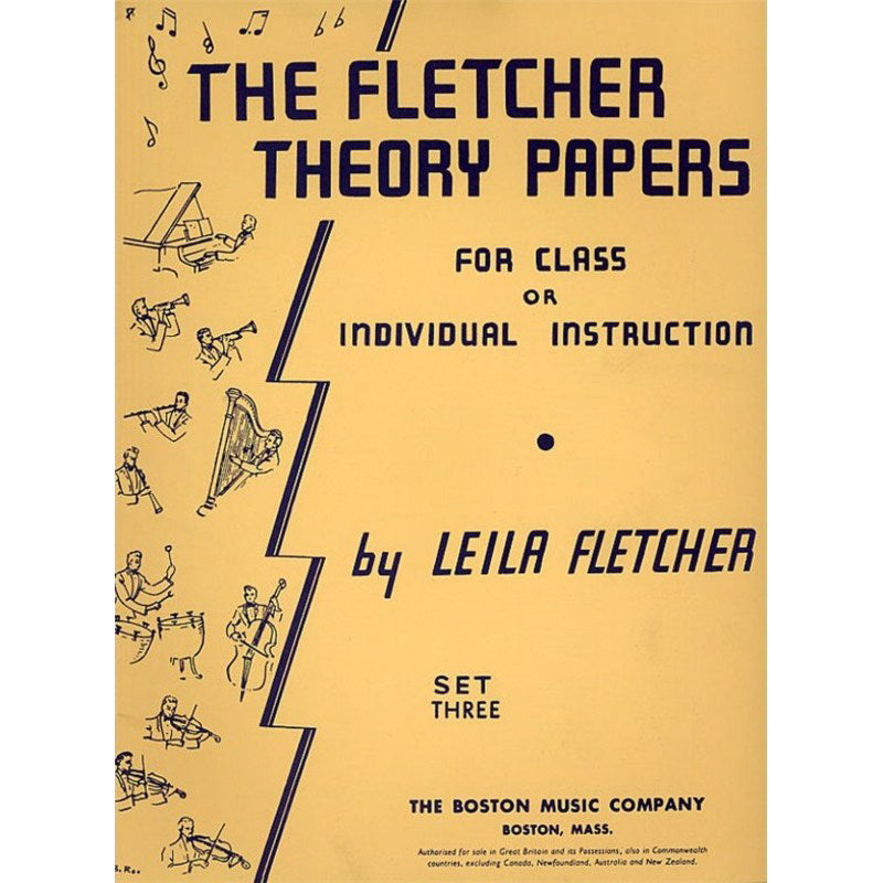 The Fletcher Theory Papers Set 3