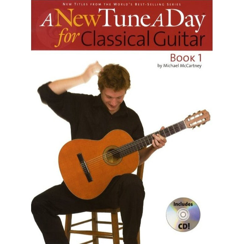 A New Tune A Day for Classical Guitar Book 1