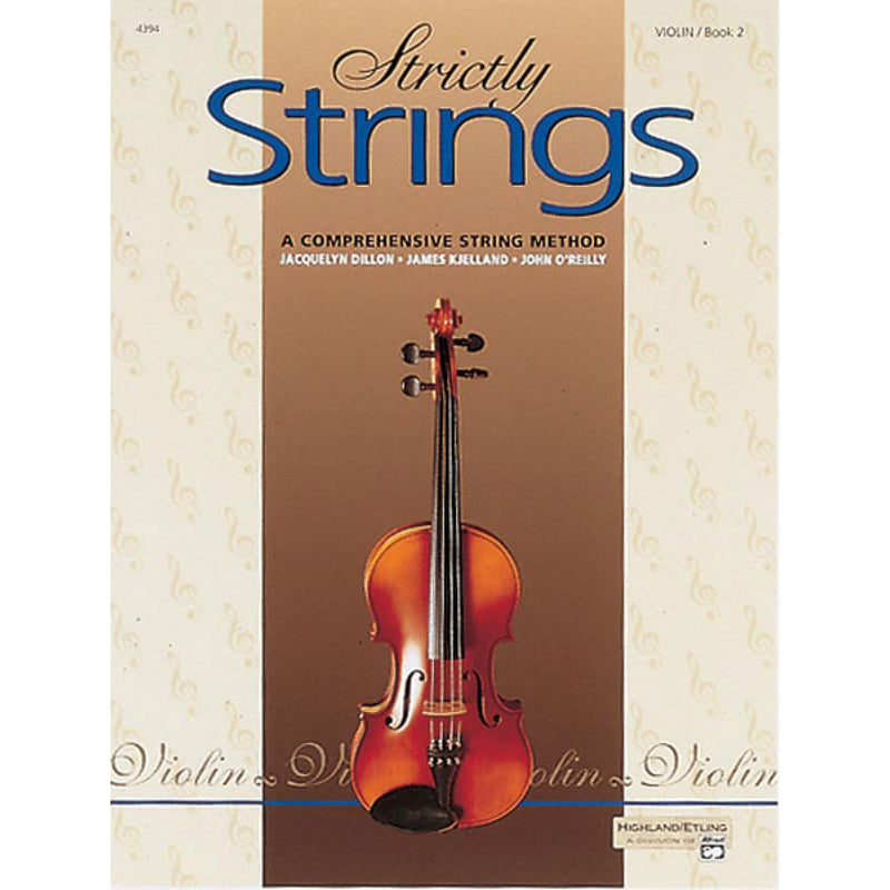 Strictly Strings, Book 2 - Cello