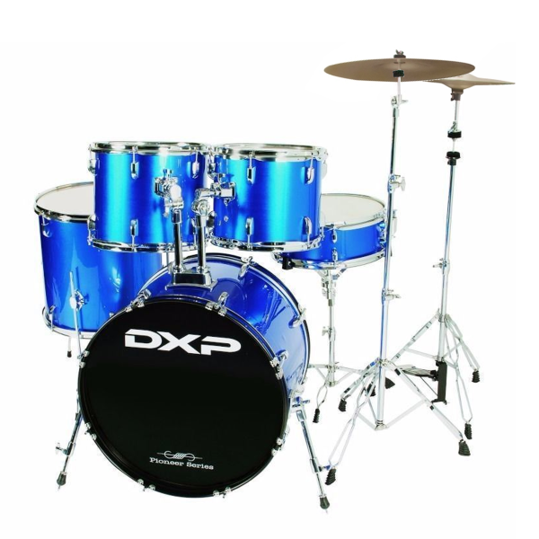 DXP Fusion 5pc Complete Drum Kit