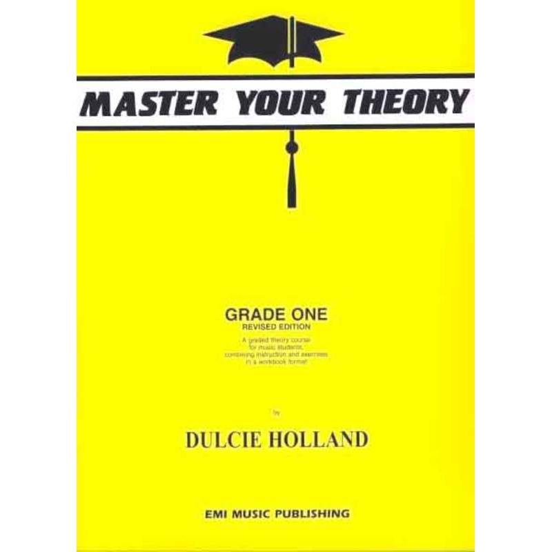 Master Your Theory Grade One