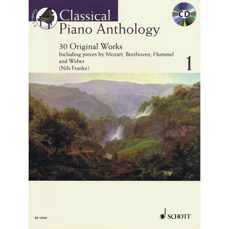 Classical Piano Anthology Vol. 1
