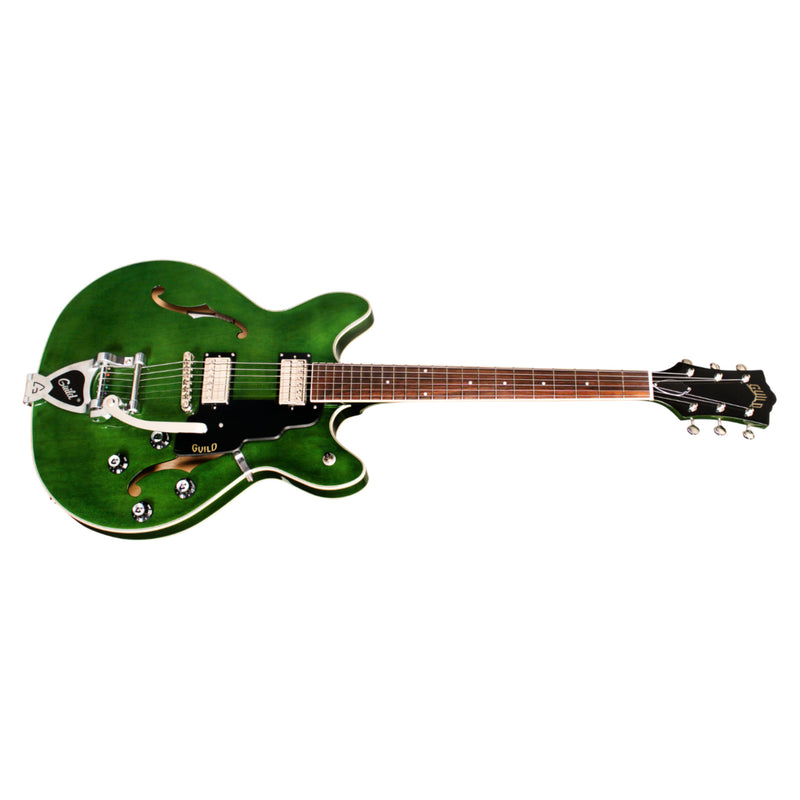 Guild Starfire I DC GVT Electric Guitar - Emerald Green