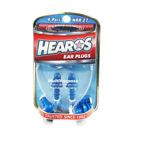 Hearos HS2101 Multi-Purpose Ear Plugs