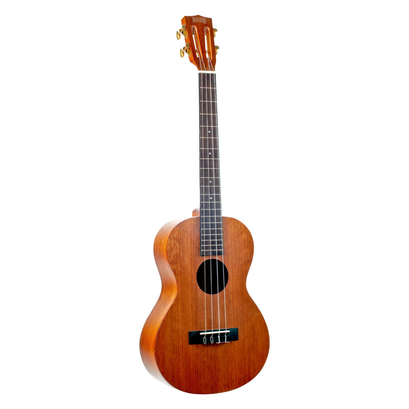 Mahalo Java Series Baritone Ukulele - Transparent Brown