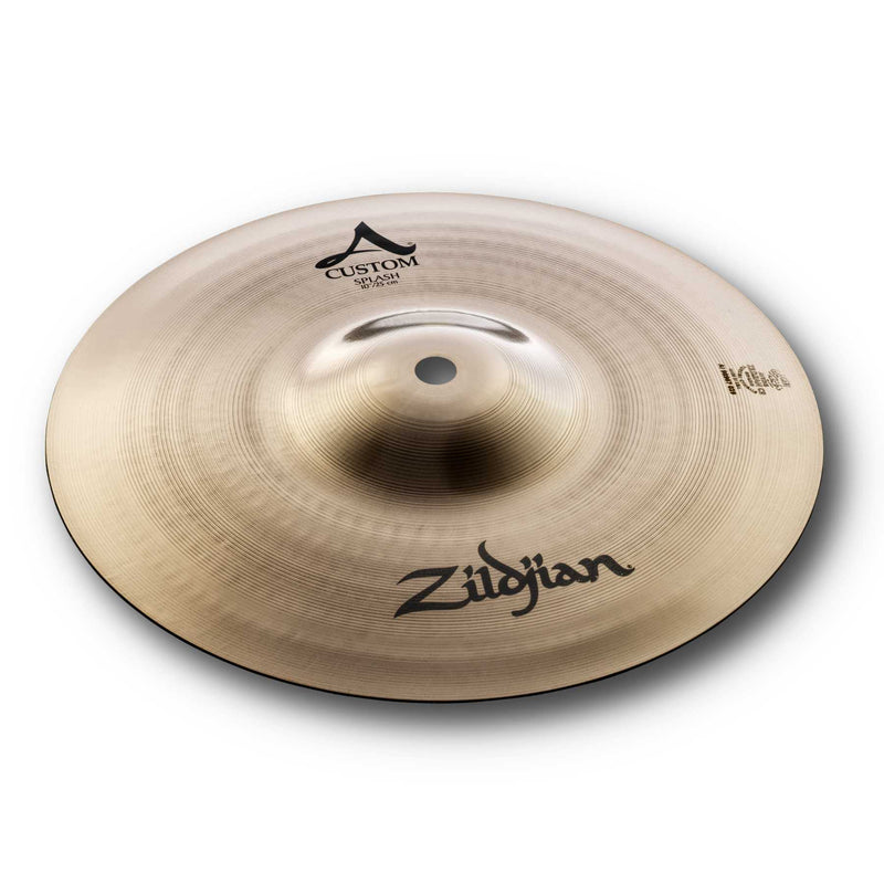 Zildjian A Custom 10 Inch Splash