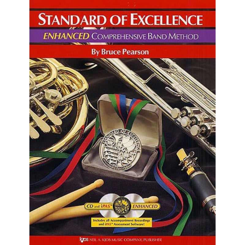 Standard of Excellence Book 1 Drums/Mallet Percussion
