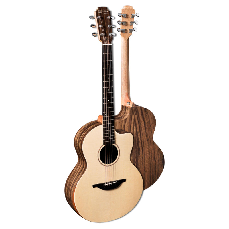 Sheeran by Lowden S-04 Acoustic Guitar with Pickup