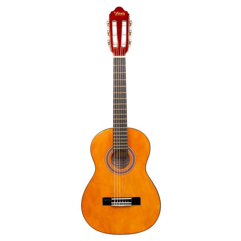 Valencia VC101 1/4 Size Classical Guitar Kit - Natural