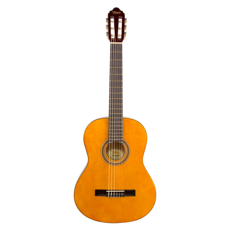 Valencia VC104 4/4 Size Classical Guitar Kit - Natural