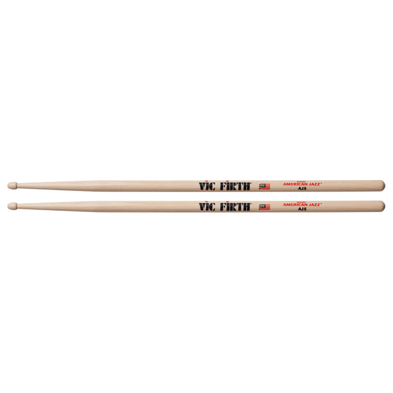 Vic Firth American Jazz 5 Drumsticks
