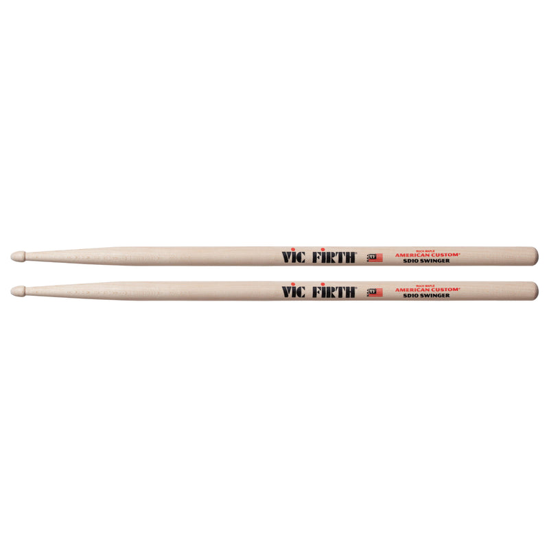 Vic Firth American Custom SD10 Swinger Drumsticks