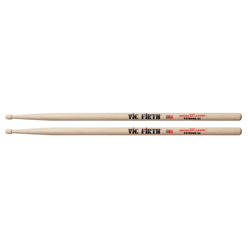 Vic Firth American Classic Extreme 5A Drumsticks - Wood Tip