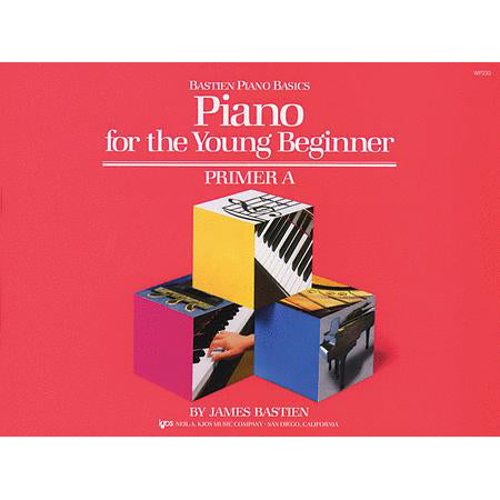 Bastien Piano Basics Piano for the Young Beginner, Primer A