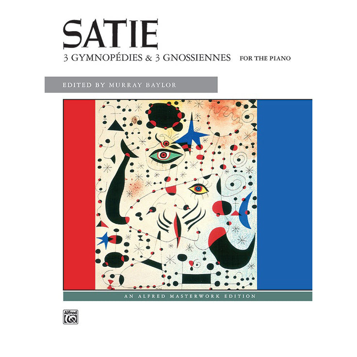 Satie: 3 Gymnopédies & 3 Gnossiennes