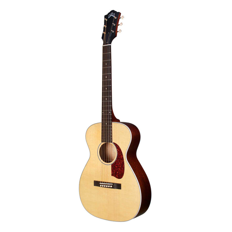Guild M-40E Acoustic Electric Guitar - Natural