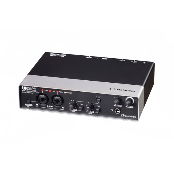 Steinberg UR242 4 x 2 USB 2.0 Audio Interface